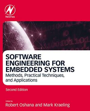 Book cover Software Engineering for Embedded Systems 2nd Edition