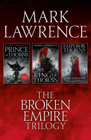 Book cover The Complete Broken Empire Trilogy Omnibus