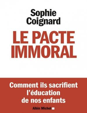 Book cover Le Pacte immoral