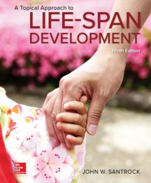 غلاف الكتاب A topical approach to life-span development