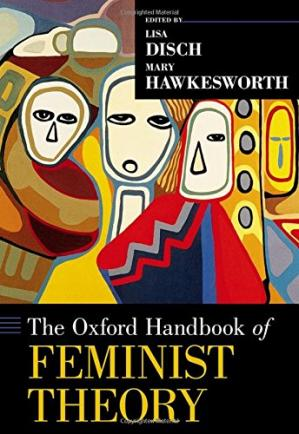 Okładka książki The Oxford handbook of feminist theory