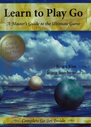 Bìa sách Learn to Play Go, Volume 1: A Master's Guide to the Ultimate Game
