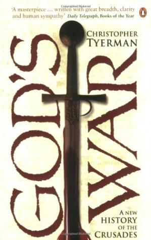 Book cover God's War: A New History of the Crusades