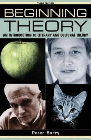 Book cover Beginning Theory: An Introduction to Literary and Cultural Theory