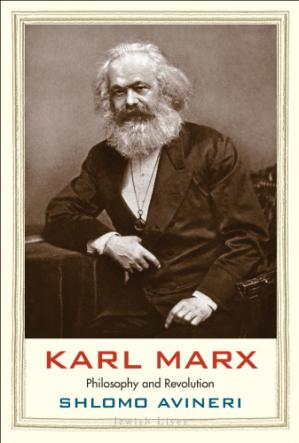 Book cover Karl Marx Philosophy and Revolution