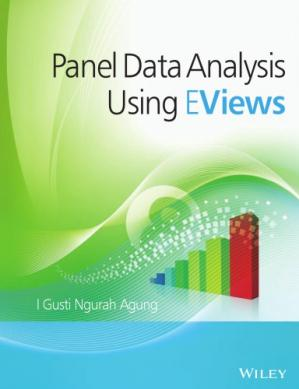Book cover Panel Data Analysis Using EViews