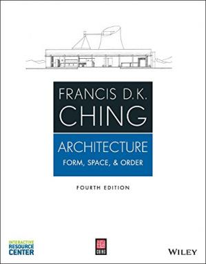 Book cover Architecture: Form, Space, and Order