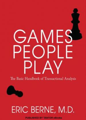 Book cover Games People Play