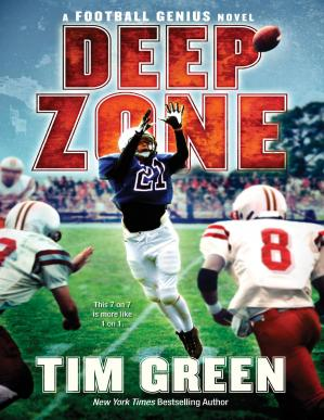 Book cover Deep Zone