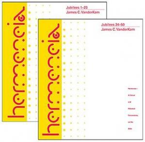 Book cover Jubilees: A Commentary in Two Volumes