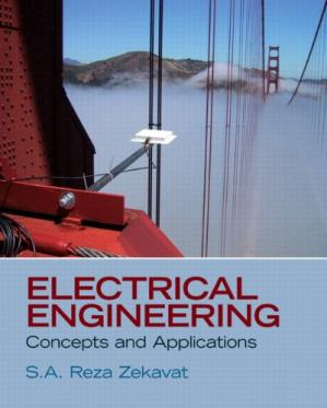Book cover Electrical Engineering: Concepts and Applications