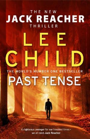 Book cover Past Tense: