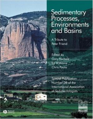 Okładka książki Sedimentary processes, environments, and basins: a tribute to Peter Friend