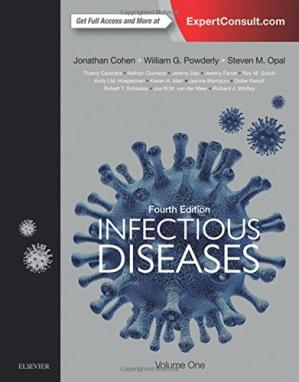Book cover Infectious Diseases