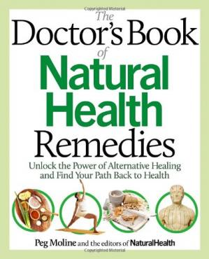 पुस्तक कवर The Doctor's Book of Natural Health Remedies: Unlock the Power of Alternative Healing and Find Your Path Back to Health