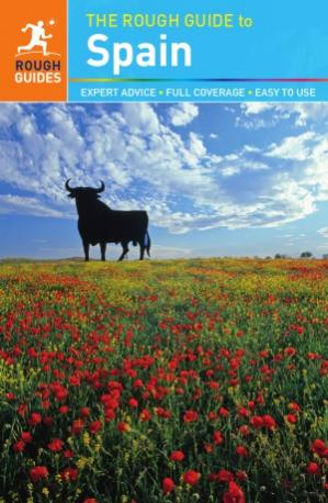 Book cover The Rough Guide to Spain