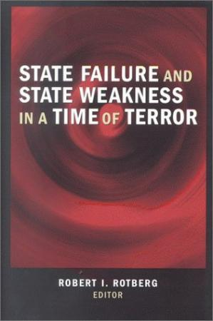 Book cover State Failure and State Weakness in a Time of Terror