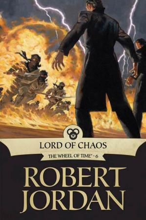 书籍封面 Lord of Chaos