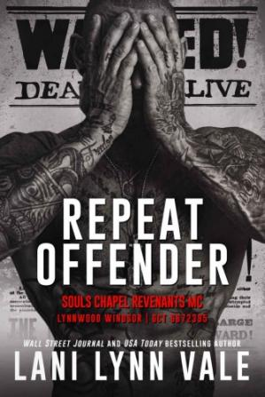 Book cover Repeat Offender
