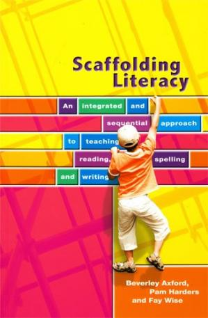 Book cover Scaffolding Literacy: An Integrated and Sequential Approach to Teaching, Reading, Spelling, and Writing