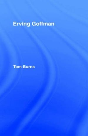 Book cover Erving Goffman