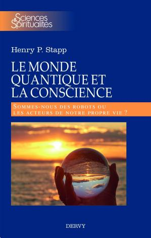 Book cover Le monde quantique et la conscience