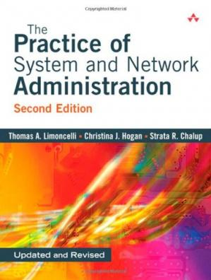 Copertina The Practice of System and Network Administration, Second Edition