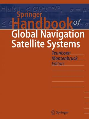 书籍封面 Springer Handbook of Global Navigation Satellite Systems