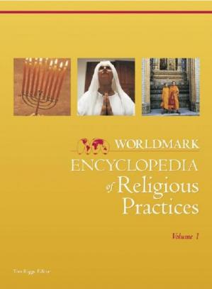 Εξώφυλλο βιβλίου Worldmark Encyclopedia of Religious Practices