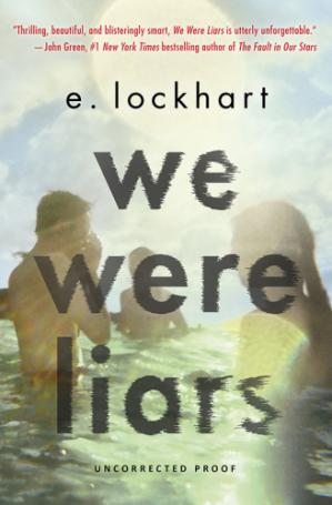 Book cover We Were Liars