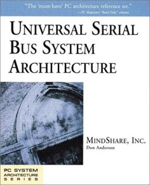 Book cover Universal Serial Bus System Architecture