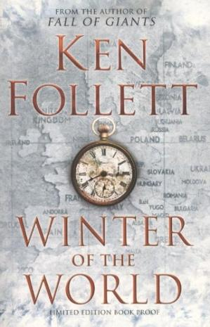 Book cover Winter of the World
