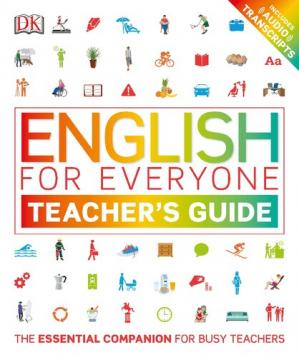 Book cover English for Everyone - Teacher's Guide