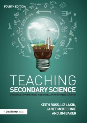 Book cover Teaching Secondary Science: Constructing Meaning and Developing Understanding