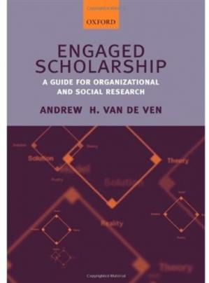 书籍封面 Engaged Scholarship: A Guide for Organizational and Social Research