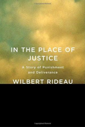 La couverture du livre In the Place of Justice: A Story of Punishment and Deliverance