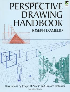Обложка книги Perspective Drawing Handbook