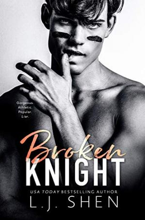 Book cover Broken Knight