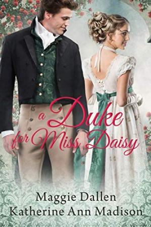 Book cover A Duke for Miss Daisy