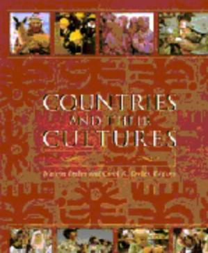 Book cover Countries and Their Cultures
