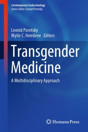 Book cover Transgender Medicine: A Multidisciplinary Approach