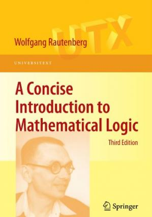 Book cover A Concise Introduction to Mathematical Logic