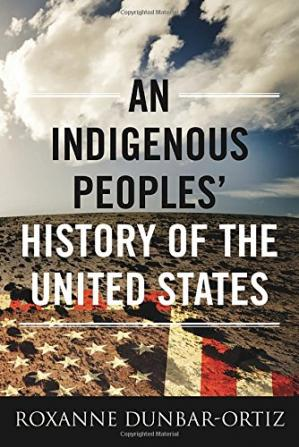 Book cover An Indigenous Peoples' History of the United States
