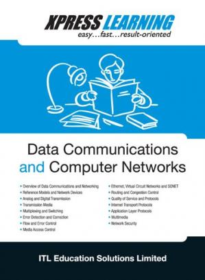 Book cover Data Communications and Computer Networks : Xpress Learning