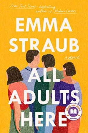 Book cover All Adults Here