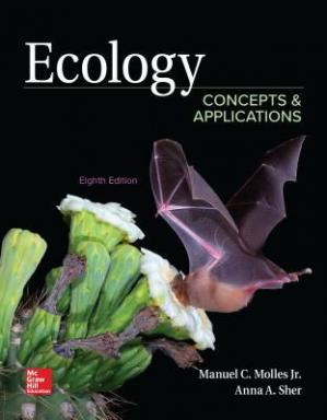 Book cover Ecology: Concepts and Applications