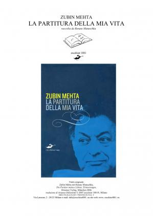 Book cover La mia partitura