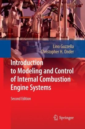 Book cover Introduction to Modeling and Control of Internal Combustion Engine Systems