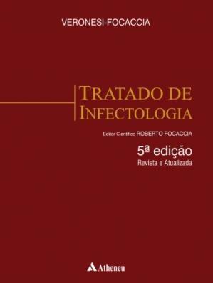 Book cover Tratado de Infectologia