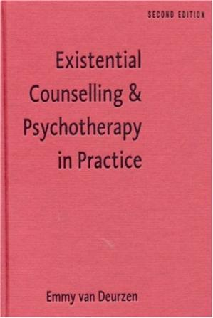 Portada del libro Existential Counselling & Psychotherapy in Practice